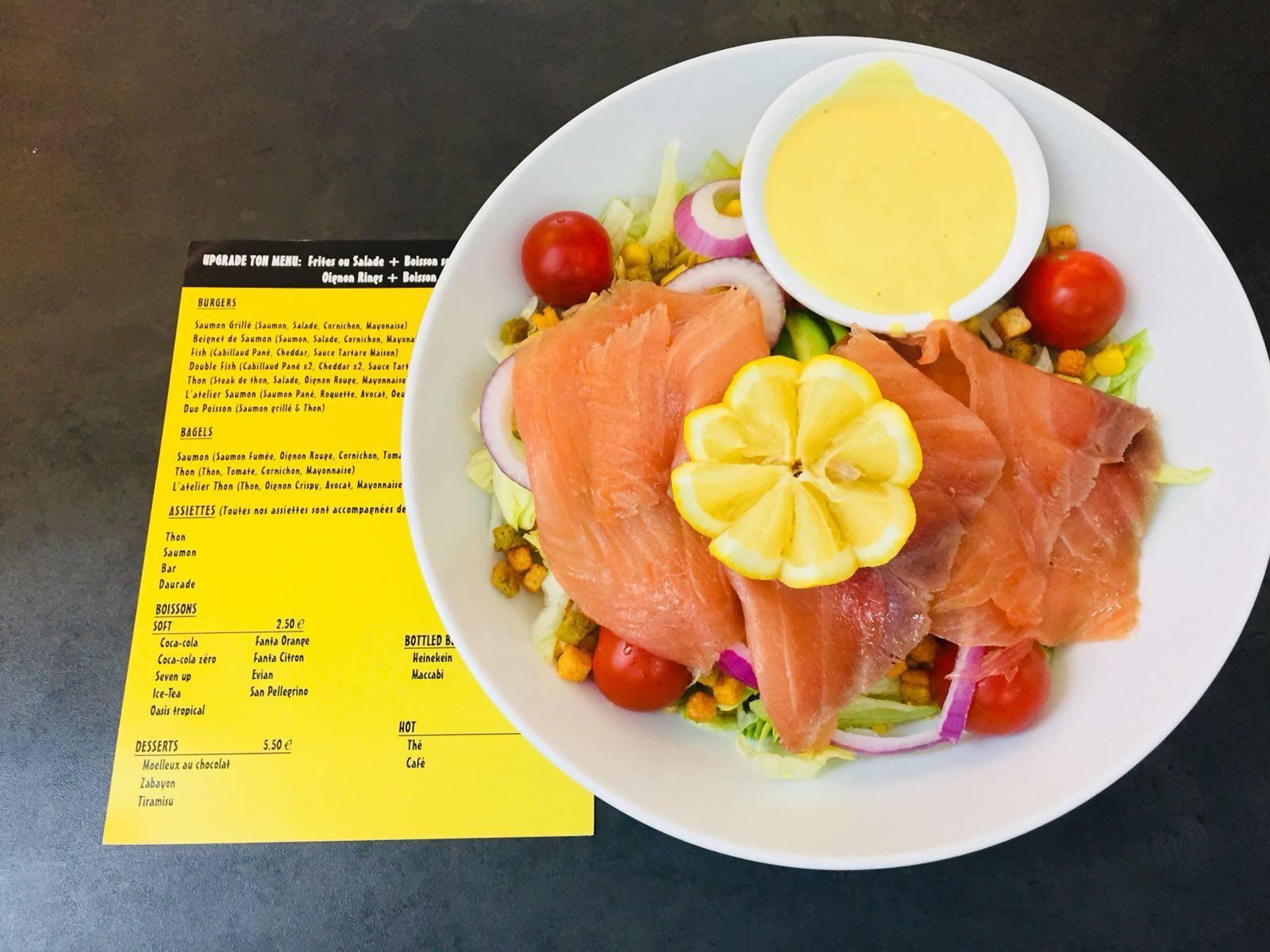 L Atelier 50 l'atelier burger – worldwide kosher restaurants