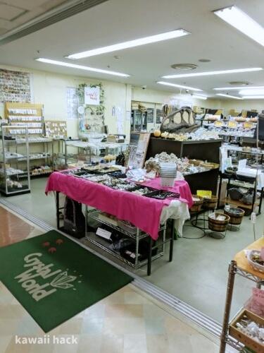五反田TOCの中のお店