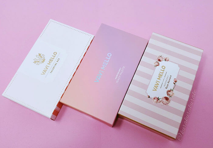 VAVIMELO valentine box package
