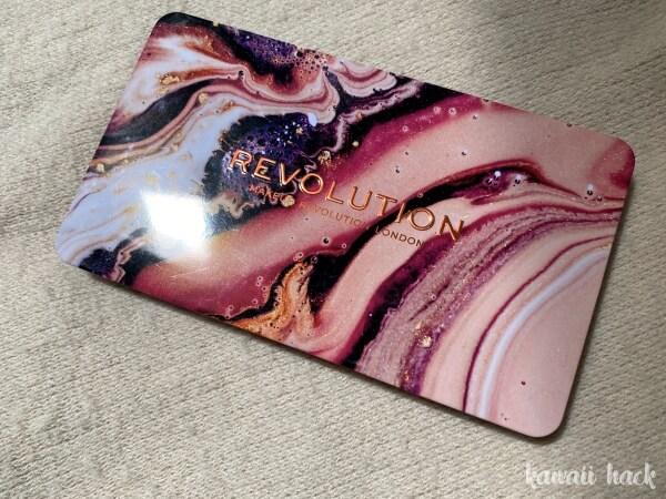 makeup revolution Allure Palette
