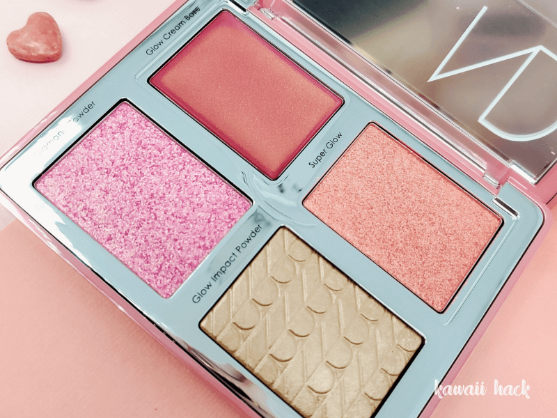 Natasha denona love glow cheek palette