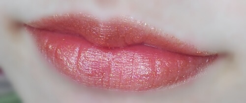LIP fetish 518 Bronze Astral swatch