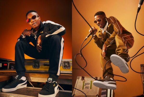 Wizkid Stars in the Latest PUMA x JD Suede Campaign