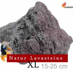 Aquarium Lavasteine XL – 15-25 cm