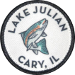 Lake Julian Trout Farm's Logo
