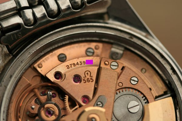 SOLD 1969 Omega Seamaster Date 166.010 cal. 565 on Bracelet