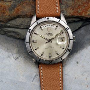 "1969 Tudor Date + Day ref. 7020 ""Silver Dial"