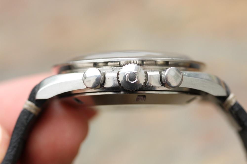 SOLD 2012 Breitling Super Avenger A13370 Blue Baton on Bracelet B&P
