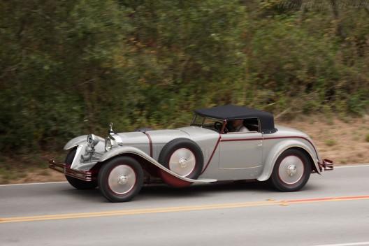 1928 Mercedes-Benz 680S Torpedo Roadster 2