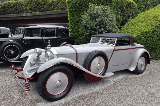 1928 Mercedes-Benz 680S Torpedo Roadster 4