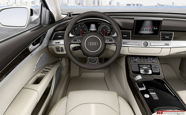 2014 Audi A8 - 2