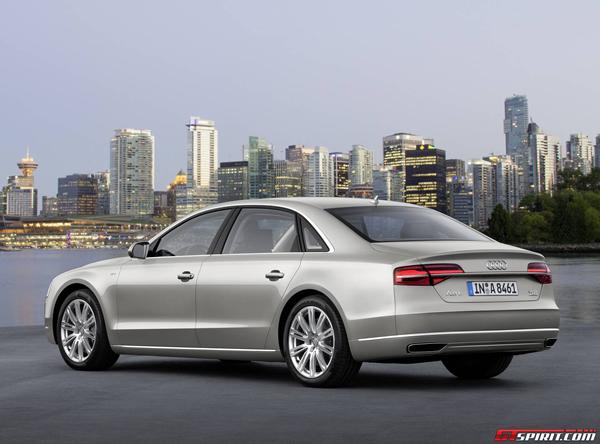 2014 Audi A8 - 3