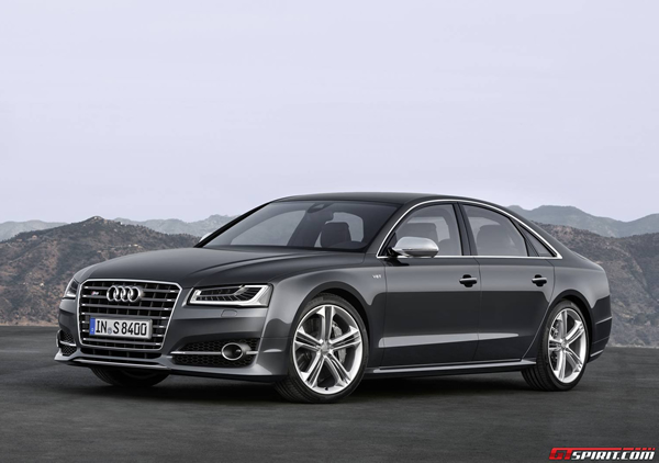 2014 Audi A8 - 4