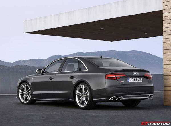 2014 Audi A8 - 5