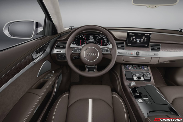 2014 Audi A8 - 6
