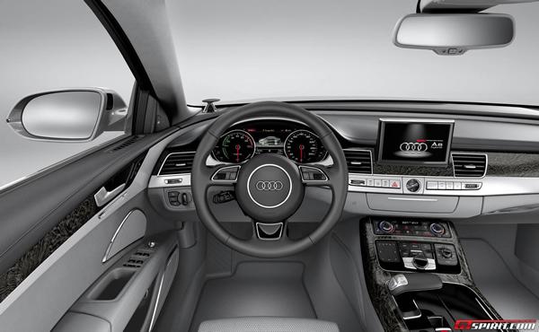 2014 Audi A8 - 7