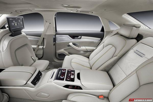 2014 Audi A8 - 8