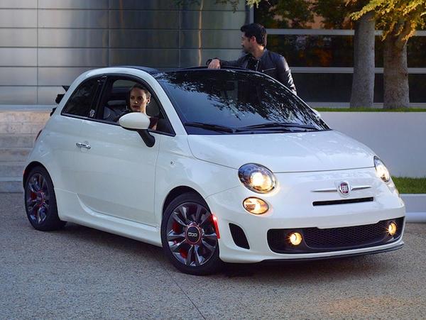 2014 Fiat 500c GQ Edition 2