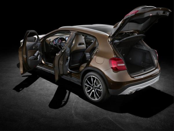 2015 Mercedes-Benz GLA-Class 2