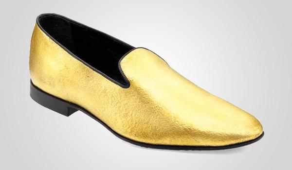 Alberto Moretti - Gold Shoes 2