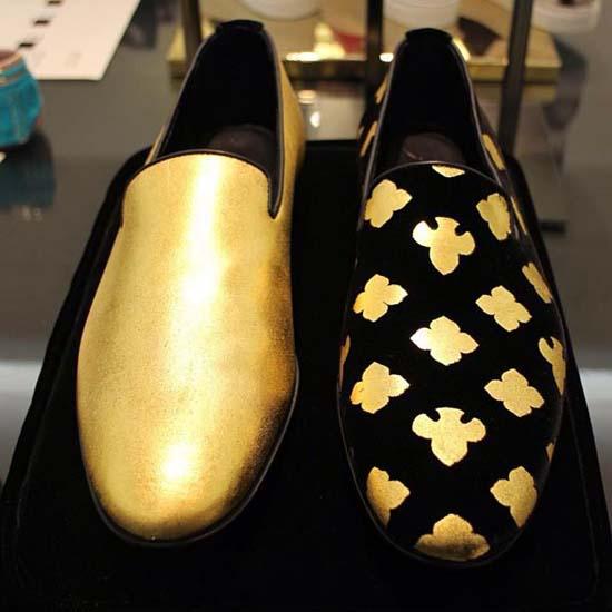 Alberto Moretti - Gold Shoes 3