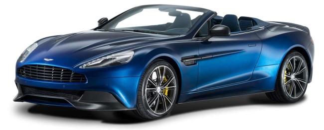 Aston Martin - Vanquish Volante V12