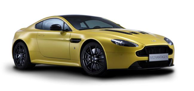 Aston Martin - Vantages V12