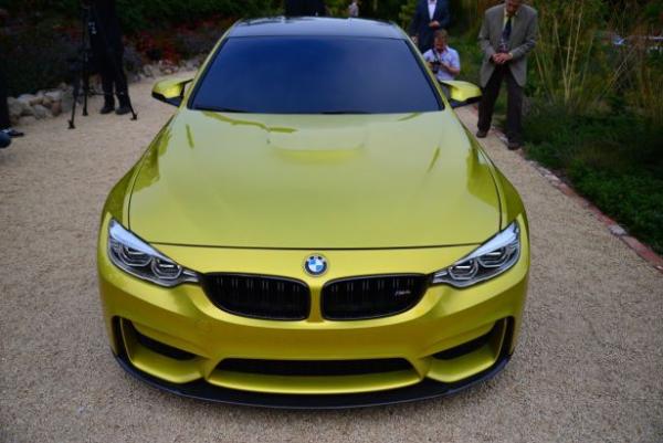 BMW Concept M4 Coupe 2