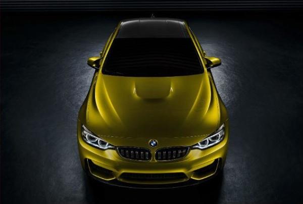 BMW Concept M4 Coupe 6