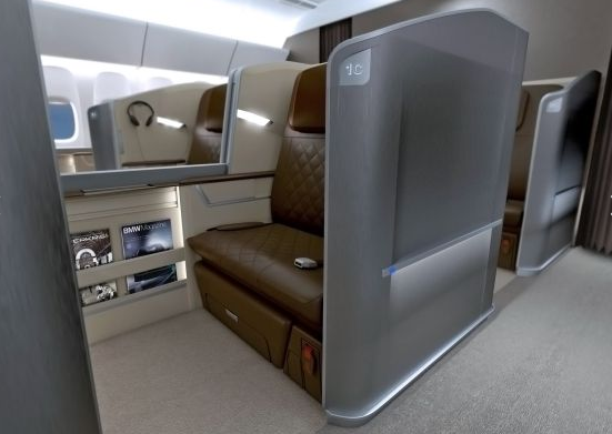 BMW-Singapore Airlines 2
