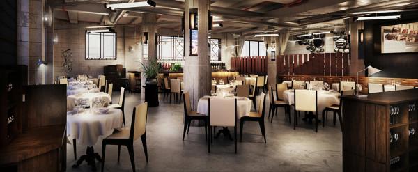 Beckham-Ramsay restaurant 2