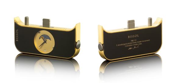 Bissol For iPhone 5 - Gold combined 2