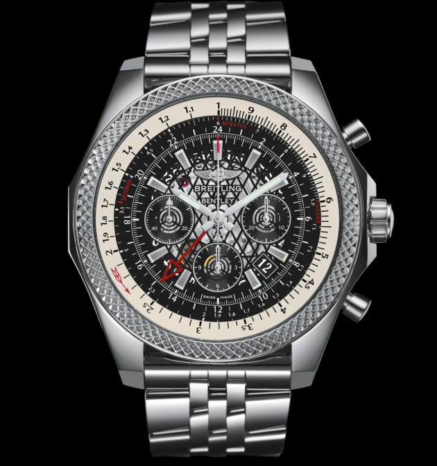 Breitling-Bentley B04 GMT