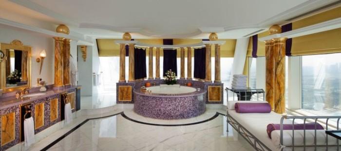 Burj Al Arab - Presidential Two Bedroom Suite 7