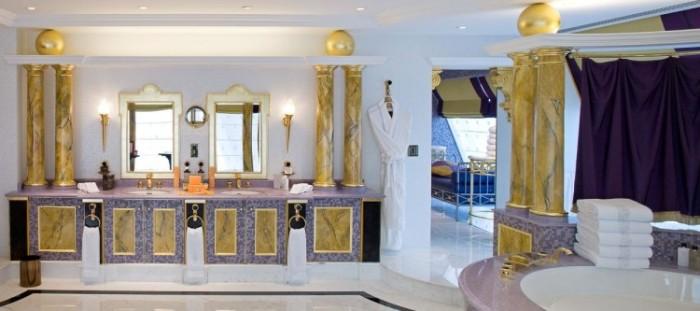 Burj Al Arab - Presidential Two Bedroom Suite 8