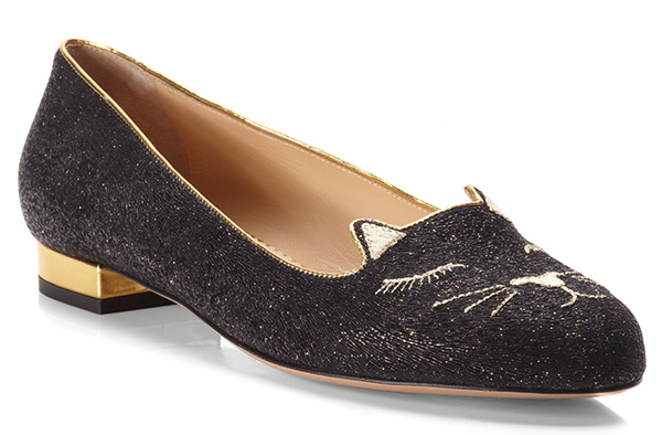 Charlotte Olympia - Sleeping Cat 5