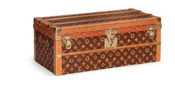 Christies - Louis Vuitton Trunk