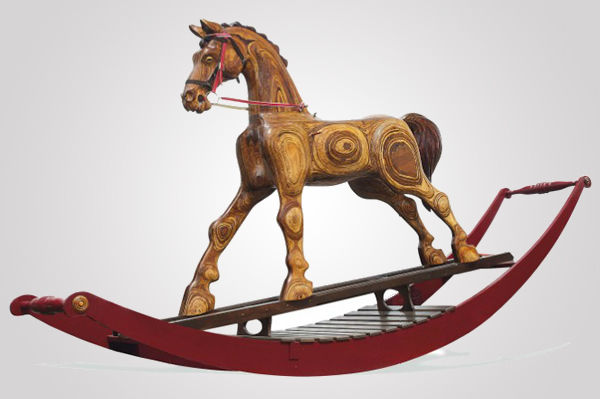 Christies - Rocking Horse