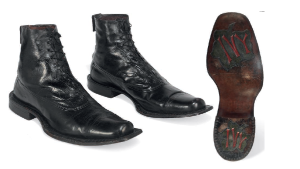 Christies - Victorian Balmoral Boots