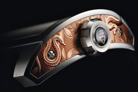 Corum Ti-Bridge for Only Watch 2013