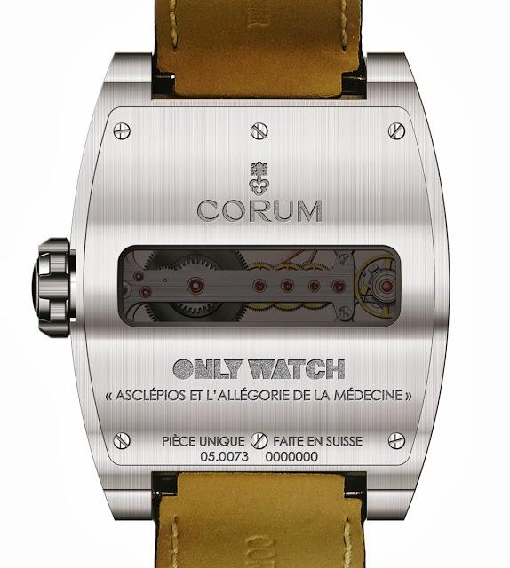 Corum Ti-Bridge for Only Watch 2013 4
