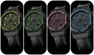 Hublot Big Bang Fluo