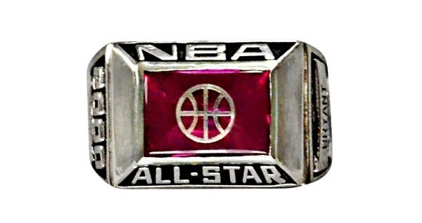 Kobe Bryant NBA All Star ring 1