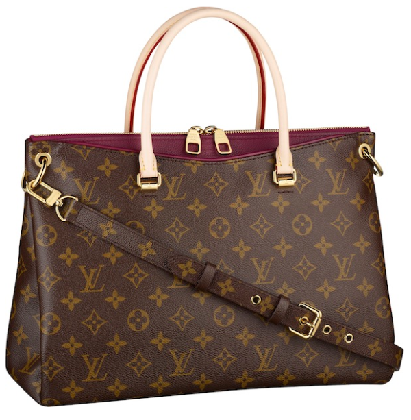 Louis Vuitton Monogram Pallas 1