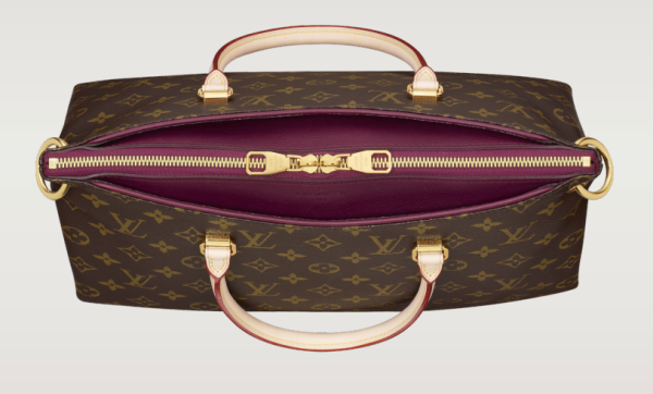Louis Vuitton Monogram Pallas 3