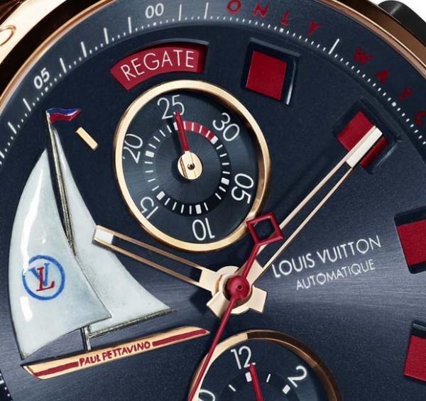 Louis Vuitton Tambour Spin Time