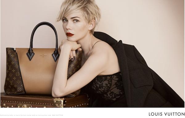 Louis Vuitton W & Capucines Ad Campaign 1