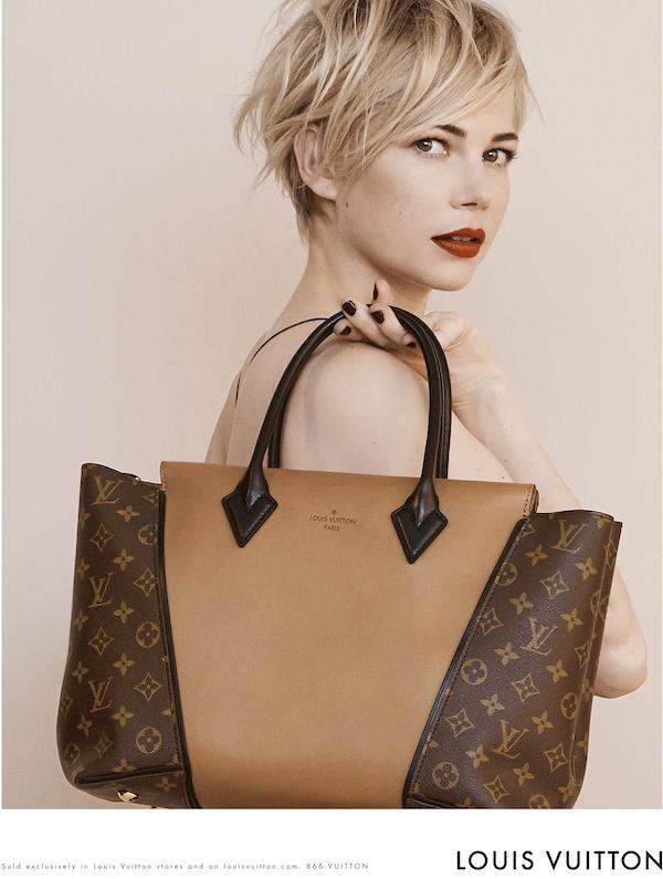 Louis Vuitton W & Capucines Ad Campaign 2