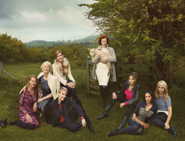 Marks & Spencer Autumn 2013 Campaign 2