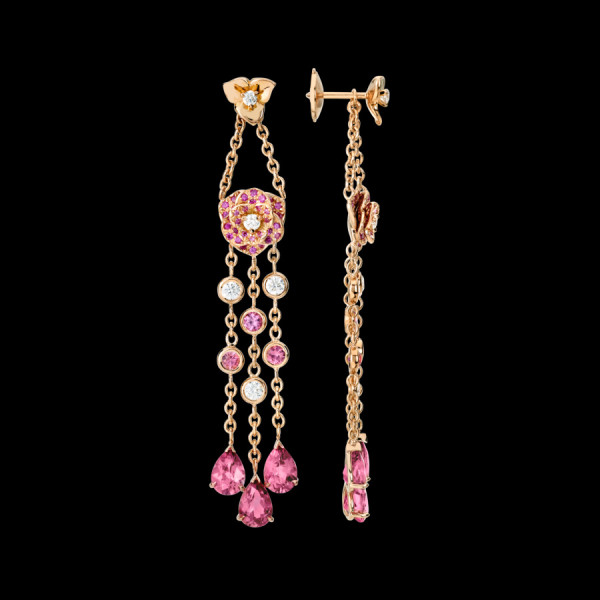 Piaget - Rose Earings 2